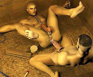gay hentai cum